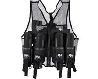 Warrior Paintball Vest - Lightweight