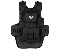 Warrior Paintball Vest - Tactical